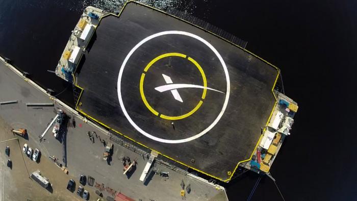 SpaceX will wiederverwendbare Rakete testen