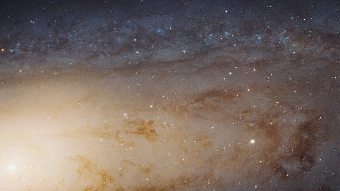 Hubble: Gigapixel-Panorama der Andromeda-Galaxie