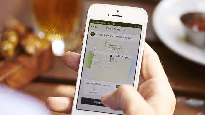 Uber analysiert Fahrverhalten seiner Kunden nach Seitensprüngen