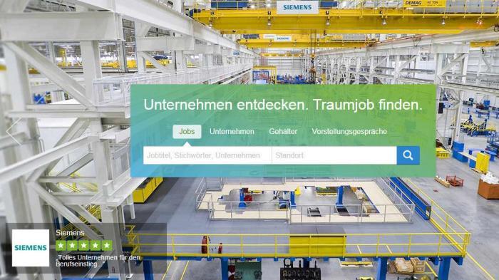 Karriereseite Glassdoor bekommt deutschen Ableger