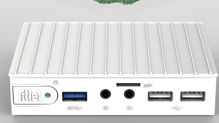 Lüfterlose Mini-Barebones von CompuLab