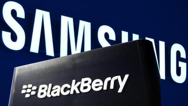 Samsung: Blackberry ist Partner, kein Übernahmekandidat