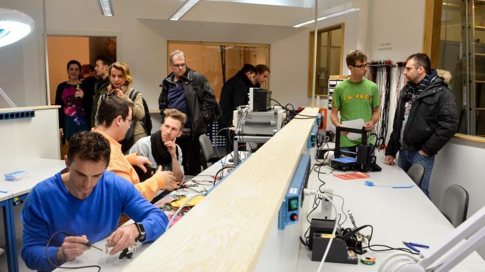 Hardware-Labor in Berlin eröffnet