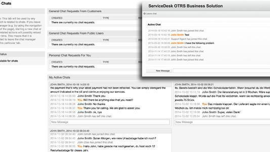Helpdesk: OTRS AG bringt Business Solution auf den Markt