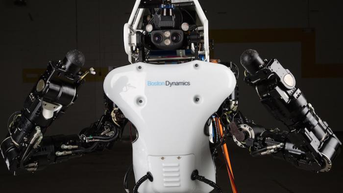 Google-Roboter Atlas jetzt kabellos unterwegs
