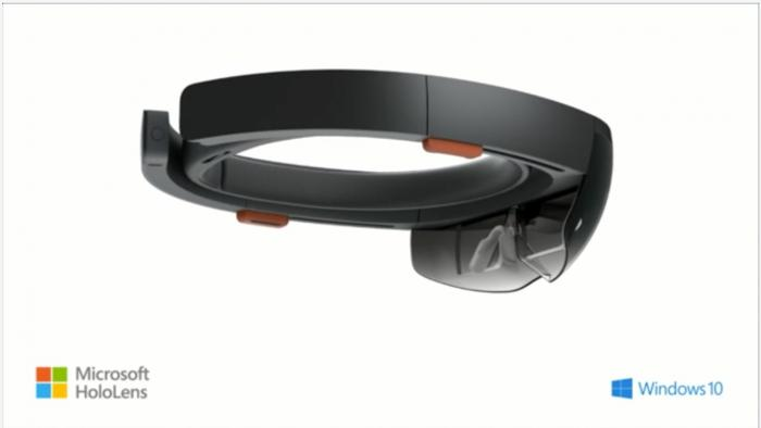 HoloLens: Augmented-Reality-Brille für Windows 10