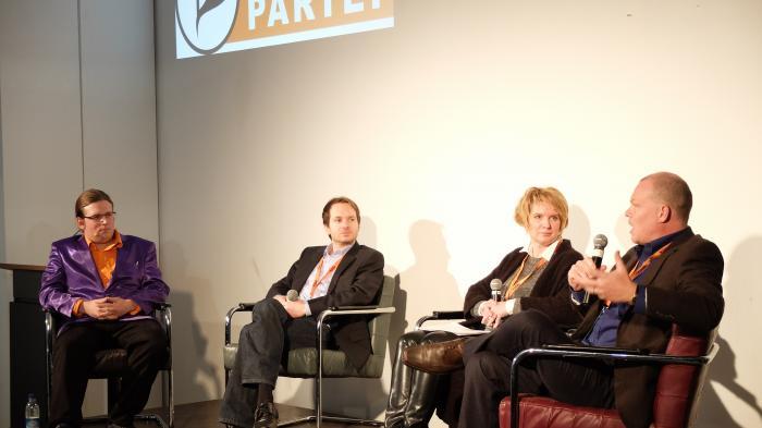 Piraten-Sicherheitskonferenz: D-Waffenprotokoll gefordert