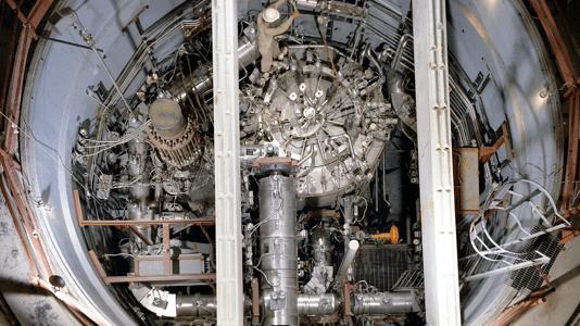 Atomkraft: Neuer Versuch bei Schmelzsalzreaktoren
