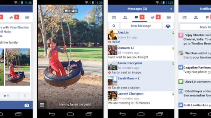Android: Facebook-Lite-App für Schwellenländer