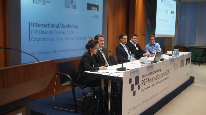 Bitcoin-Konferenz bei der Bundesbank: Tanz um die Blockchain