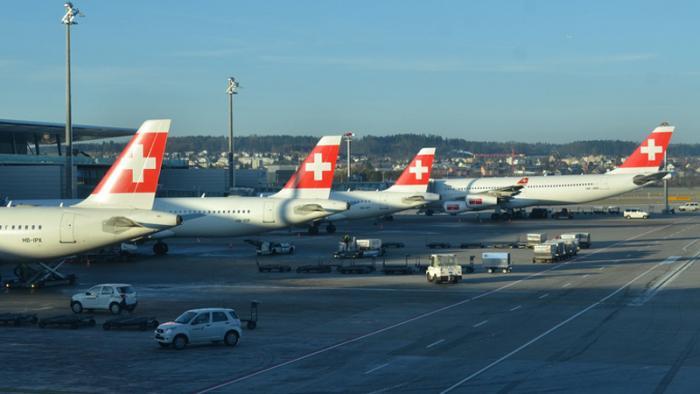 Schweizer Geheimdienst sammelt Passagierdaten