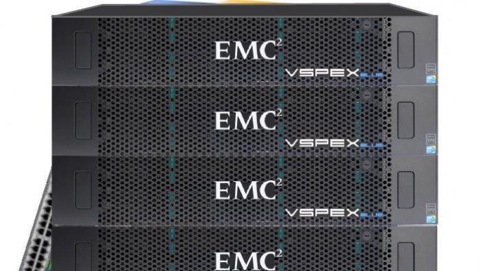 EMC bringt hyperkonvergentes System vSpex Blue auf den Markt