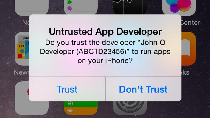 Spionage-App soll Daten aus unmodifizierten iPhones auslesen