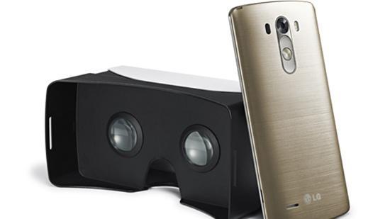 LG verschenkt Virtual-Reality-Gehäuse fürs G3