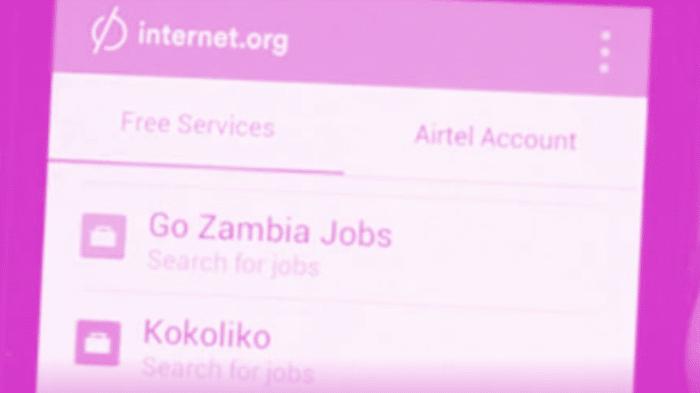Internet.org-App ab sofort in Indien erhältlich
