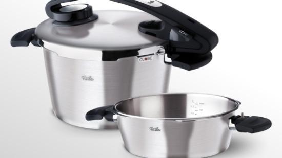 Fissler setzt auf vernetzte Kochtöpfe – 2014 wieder Umsatzplus