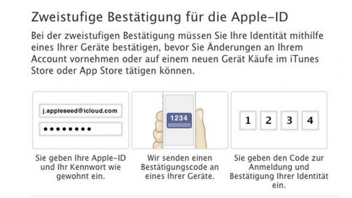 FaceTime und iMessage künftig per Zwei-Faktor-Authentifizierung gesichert