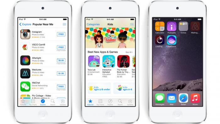 App Store: Apple lässt Jumbo-Apps zu