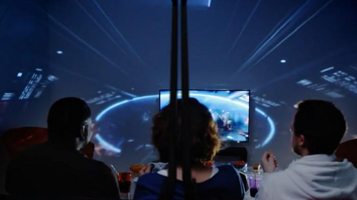 Immersis: VR-Beamer macht Wohnzimmer zum Bildschirm