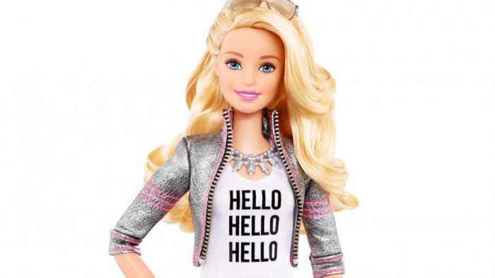 Smarte Barbie mit Spracherkennung