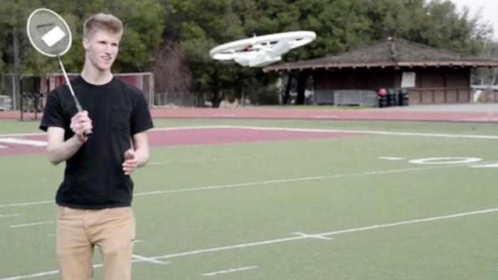 Zyro will Drohne als Sportgerät etablieren