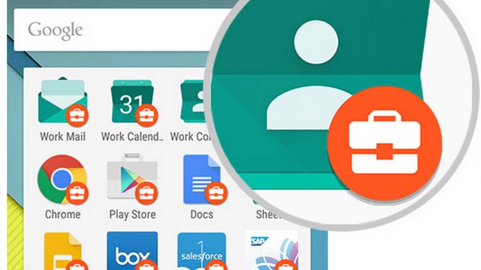Google for Work soll Android ins Unternehmen bringen