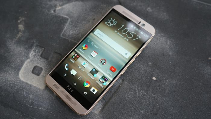 HTC One M9: Abkehr vom Ultra-Pixel