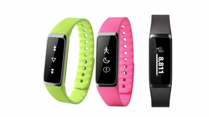 Acer aktualisiert Fitnessbandserie Leap