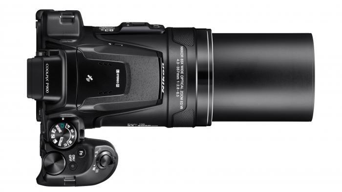 Nikon Coolpix P900: Mondfotos mit 2000 Millimetern