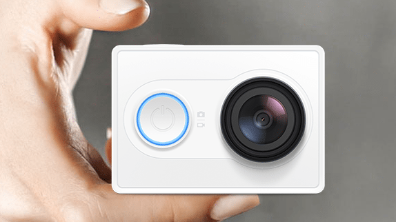 Yi Action Camera: GoPro-Konkurrenz von Xiaomi