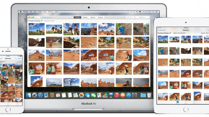 Apple informiert Nutzer über Ende von Aperture