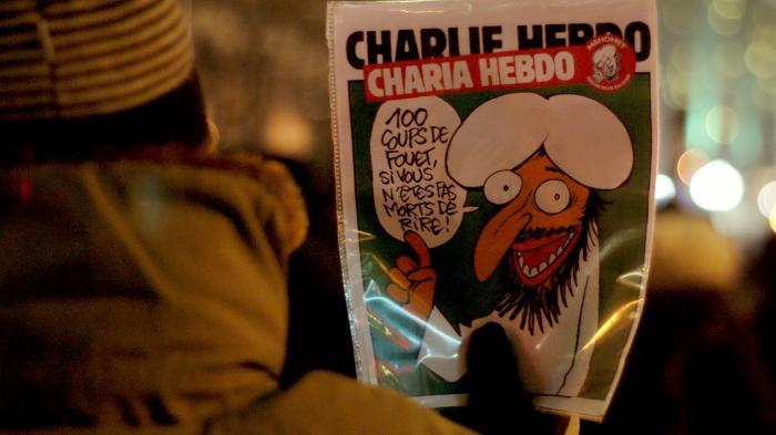 """Türkei blockiert Website von """"Charlie Hebdo"""""""