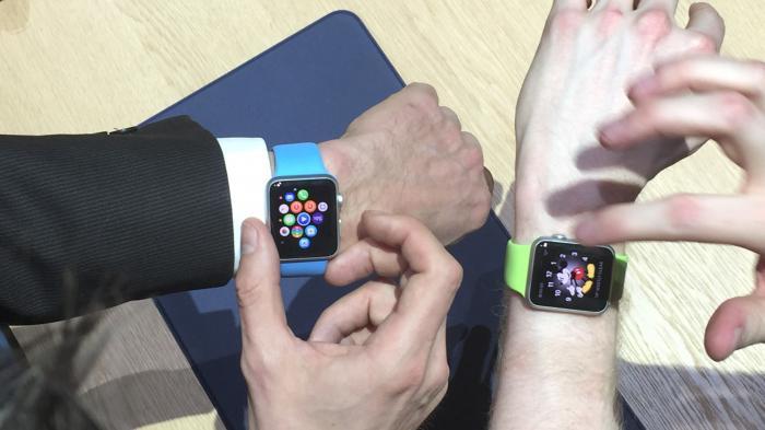 Ausprobiert: Die Apple Watch und ihre Funktionen