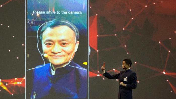 Alibaba: Gesichtserkennung soll Passworteingabe ersetzen