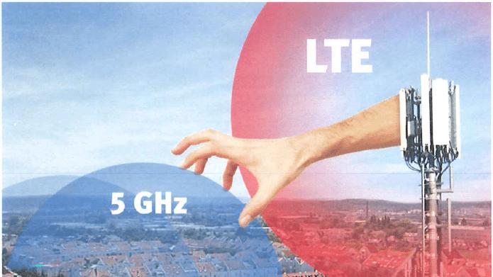 Kommentar: Schützt 5 GHz vor den Mobilfunkern!