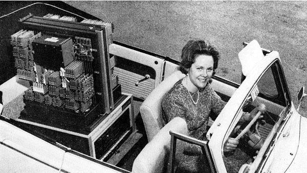 Der Tag als der Mini kam: 50 Jahre PDP-8