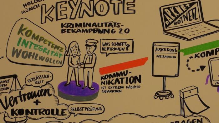 Grüner Polizeikongress: Polizeiarbeit ohne Generalverdacht