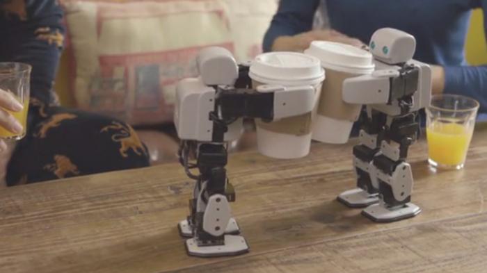 Plen2: Open-Source-Roboter aus dem 3D-Drucker