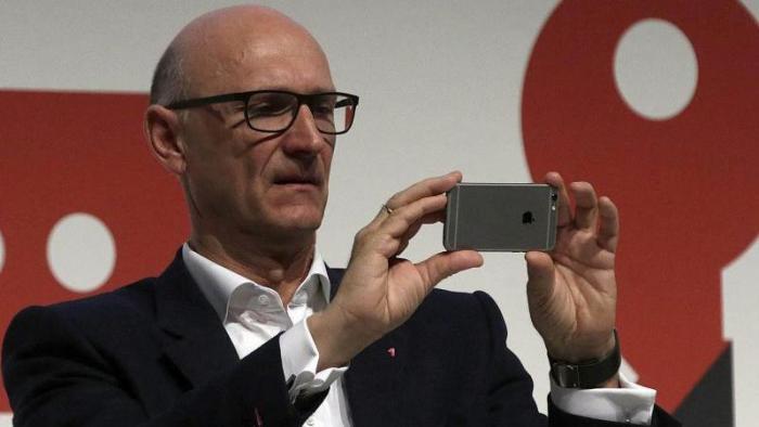 Telekom-Chef