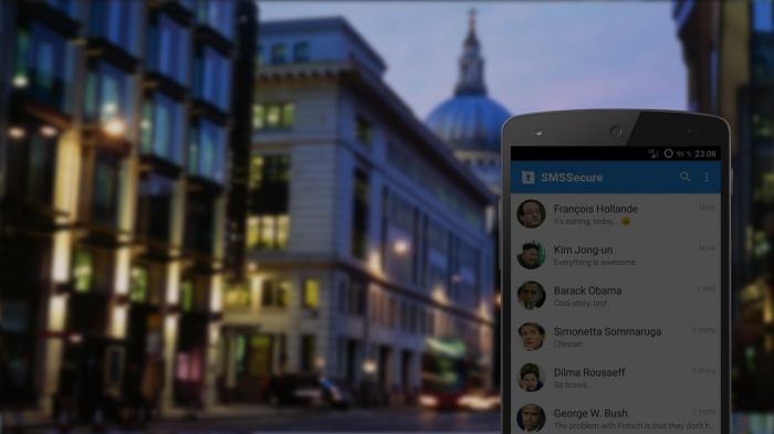 TextSecure-Fork bringt SMS-Verschlüsselung zurück