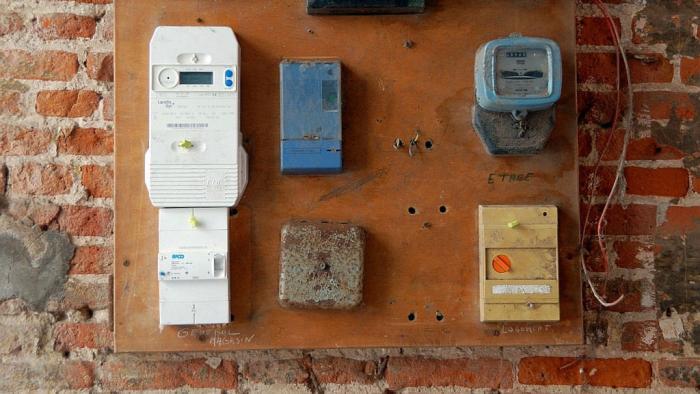 Stromzählersteuerung über LTE