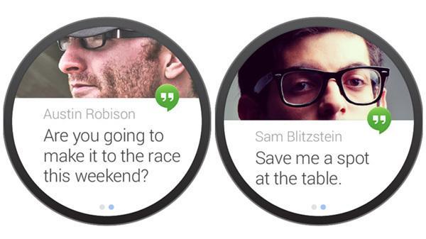 Googles Android Wear für iPhones ist angeblich fast fertig