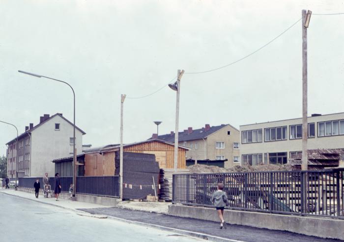 Unternehmensstandort Pontanusstraße, 1965