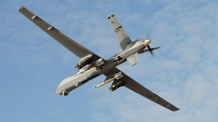 US-Drohnenkrieg läuft angeblich über Ramstein