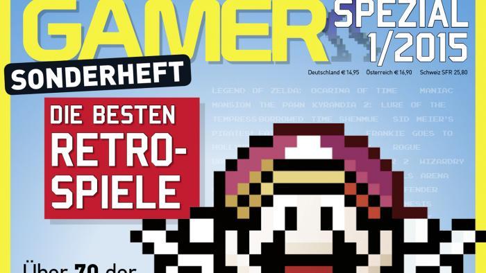 Früher war alles besser: Erstes Sonderheft des Retro Gamer