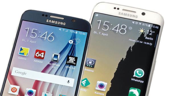 Samsung Galaxy S6, das RAM und Android 5.1.1