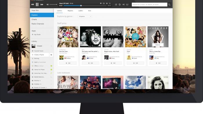 Deezer übernimmt Simfy-Kunden: Keine Angst vor Apple