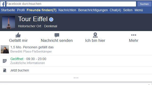 Facebook nutzt Nokia Here für seine Apps