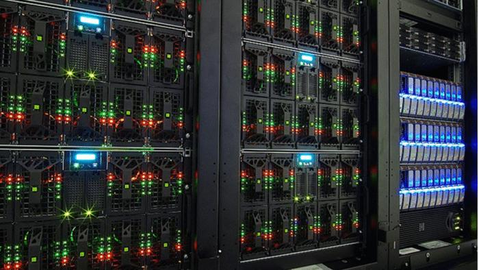 Neuer Supercomputer an der TU-Dresden wird am Mittwoch eingeweiht.