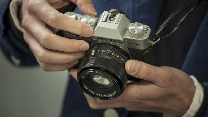 Fujifilm: Neue Spiegellose X-T10 und neues Objektiv Fujinon XF90mm